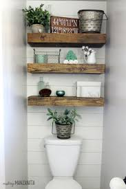 Bathroom Wall Shelves Ideas Best 25 Toilet Shelves Ideas On Pinterest Bathroom Toilet Decor