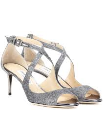 jimmy choo shoes sandals mid heel chicago outlet outdoor reduced