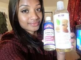 for hair oils for fast hair growth almond castor