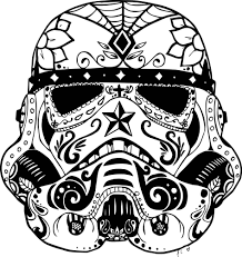 skull coloring page free printable skull coloring pages for kids