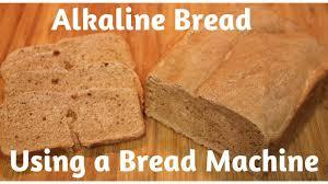 Vegan Gluten Free Bread Machine Recipe Alkaline Spelt Bread Using A Bread Machine Dr Sebi Recipe Youtube