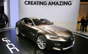 lexus coupe 2014 lexus gs coupe or is coupe previewed in lf cc concept