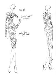designers sketch what upcoming celebrity brides should wear