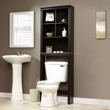 bathroom cabinets black wooden bathroom floor cabinet with three