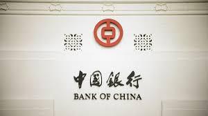 banche cinesi bank of china