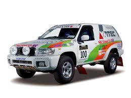 nissan terrano 1997 nissan heritage collection terrano rally car