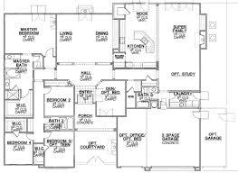 architectures big ranch house plans ranch plans big house floor