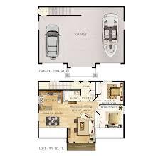 Garage Floor Plans With Loft 50 Best Garage Plans Images On Pinterest Garage Plans Garage