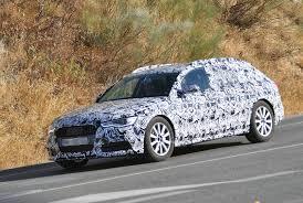 spyshots 2013 audi a6 allroad autoevolution