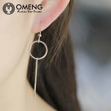 hm earrings omeng minimalist cos hm circle pearl ear ring earring transparent