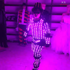 Tron Halloween Costume Light Up by Light Up Led Suit Light Up Led Suit Suppliers And Manufacturers