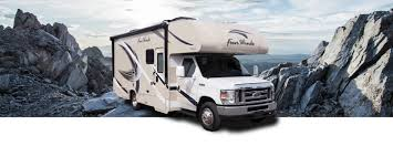 four winds class c motorhomes thor motor coach easy to afford easier to drive class c motorhomes