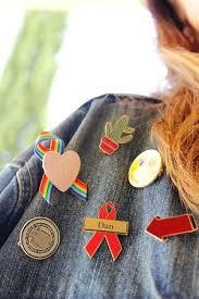 custom awareness ribbons custom awareness ribbons personalized ribbon pins cancer ribbons