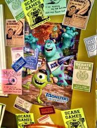 monsters university activity sheets free printables monsters