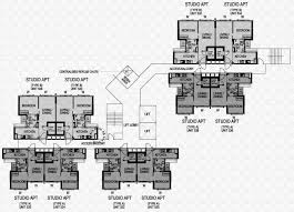 floor plans for buangkok green hdb details srx property