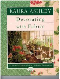 Home Decorating Book by Laura Ashley Decorating With Fabric Book Kitchen Living Room