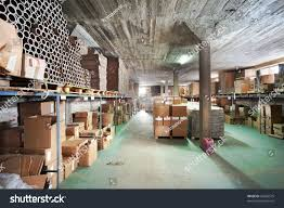 interior factory warehouse raw materials stock photo 94262575