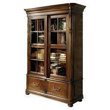 Solid Cherry Wood Bookcase Bookcase Cherry Wood Bookcases Glass Doors Cherry Bookcase Glass