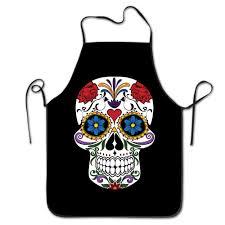 aprons my sugar skulls