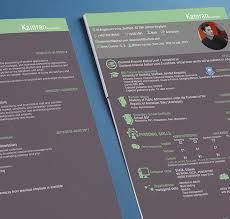 2 page resume template 50 beautiful free resume cv templates in ai indesign psd formats