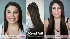 best hair extension method secret veil best hair extensions melbourne russian hair