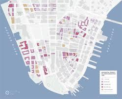 downtown manhattan map lower manhattan map manhattan mappery