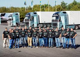 used volvo trucks in sweden volvo trucks u0027 global drivers u0027 fuel challenge 2014 skilled drivers