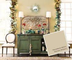 wall color is sherwin williams wool skein trim and cabinets are