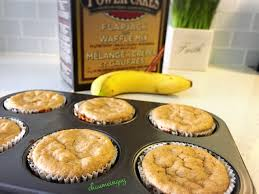 kodiak power banana muffins packed with 2 5 grams of protein per