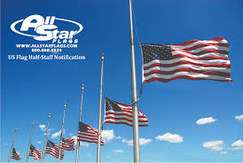 All The States Flags Half Staff Flags Honoring Parkland Victims All Star Flags
