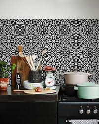 Kitchen Backsplash Wallpaper by 2838 Best Home Decor Images On Pinterest Wallpaper Interior