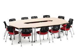 Kyte Folding Conference Table