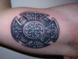 maltese cross search tattoos