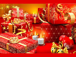 christmas images red decorations hd wallpaper and background
