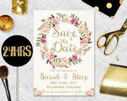 save the date template gold save the date template save the date cards gold