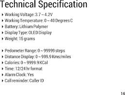 2x 01 goqii v2 series user manual users manual goqii inc