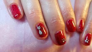 glitter nail art designs u2013 acrylic nail designs