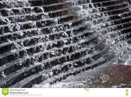 beautiful stairs fountain stock photo image 77807576