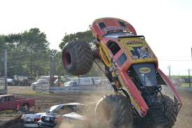la county fair monster truck schedule