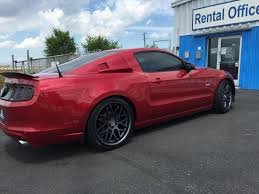 Matte Black Mustang Wheels 2015 Wheels On A 2013 Ford Mustang Forum