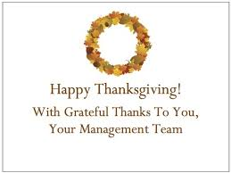 thanksgiving quote for employees quote number 564772 picture