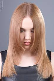 difference between tapered and straight haircut straight long hair with a centerpart and tapered sides