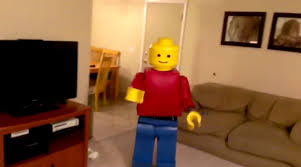halloween costume ideas lego man could be best ever