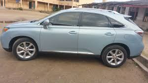 price of lexus rx 350 nairaland few months extrememly clean registered first body 2010 lexus rx350