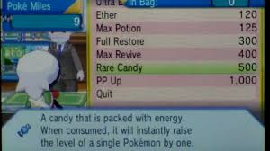 where to buy candy where to buy candies in omega ruby and alpha sapphire