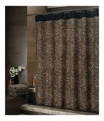 Dillards Shower Curtains Leopard Shower Curtain Foter