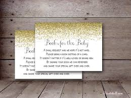 bring a book instead of a card baby shower bring a book instead inserts printabell create
