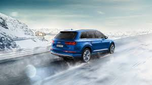 Audi Q7 Colors - if you could u0027ve order ed a q7 in any color what would it be