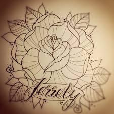 20 rose drawings sketches design trends premium psd vector