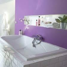 chambre mauve peinture chambre mauve et blanc couleur peinture salle de bain